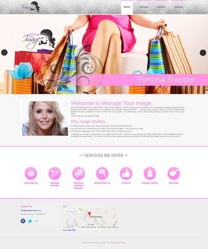 HTML Website Design